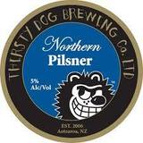 The Thirsty Koala Pilsener beer
