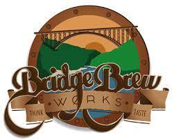 Bridge Brew Works Humulus Lupulus beer Label Full Size