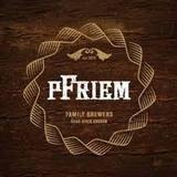 pFriem Belgian Christmas Ale beer
