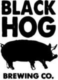 Black Hog Down Black IPA Beer