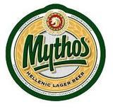 Mythos Greek Lager beer