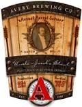 Avery Uncle Jacob's Stout 2013 beer