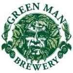 Green Man American Lager beer