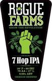 Rogue Farms 7 Hop beer