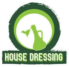 Hamburg House Dressing beer Label Full Size