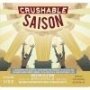De La Senne/Tired Hands Crushable de Table Saison beer