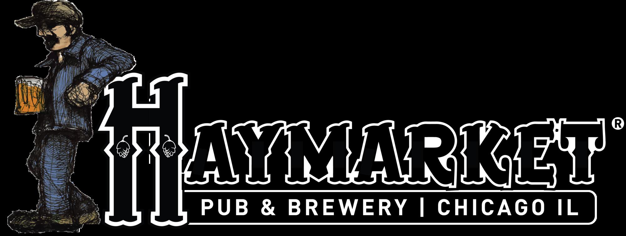 Haymarket Mini Mathias IPA beer Label Full Size