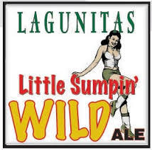 Lagunitas A Little Sumpin' Sumpin' Wild beer Label Full Size