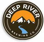 Deep River BBA Rye Pale Ale beer Label Full Size
