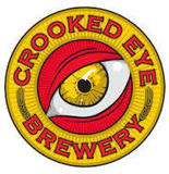 Crooked Eye Hazy Eye Double IPA beer