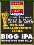 Great South Bay Bigg IPA beer