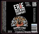 Erie Skipper's Stout Beer