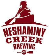 Neshaminy Creek Beast Infection beer Label Full Size