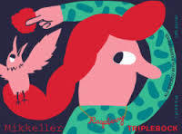 Mikkeller Raspberry Trippelbock beer Label Full Size
