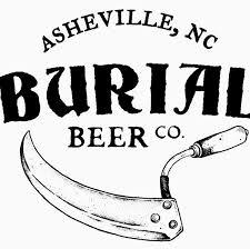 Burial Surf Wax beer Label Full Size