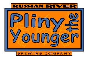 Russian River Pliny The Younger beer Label Full Size