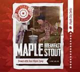 14th Star Maple Breakfast Stout beer
