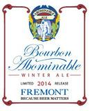 Fremont Coffee Cinnamon Bourbon Abominable beer