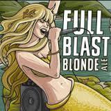Fish Tale Full Blast Blonde Beer