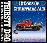 Twelve dogs of Christmas beer
