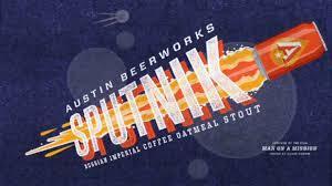 Austin Sputnik Nitro Beer
