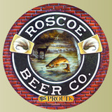 Roscoe Trout Town IPA beer