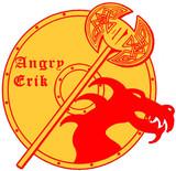 Angry Erik Cran Beret beer