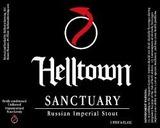 Helltown Sanctuary beer