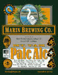 Marin Mt. Tam Pale Ale beer