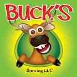 Buck's Imperial Black IPA beer