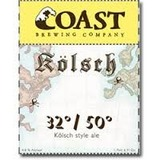 Coast Kolsch 32/50 beer