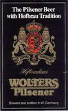 Wolters Pilsener Beer