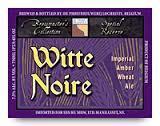 De Proef Witte Noire Beer
