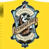 Lickinghole Creek Nonesuch DIPA beer Label Full Size