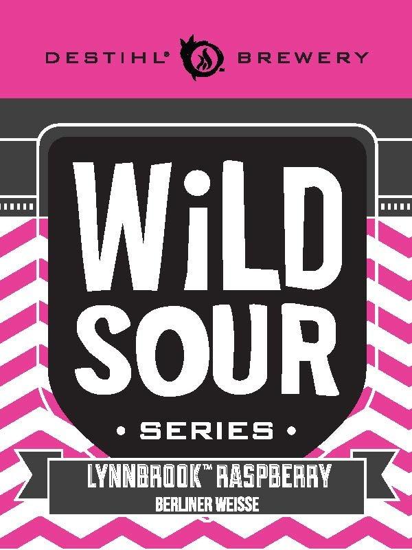 Destihl Wild Sour Series: Lynnbrook beer Label Full Size