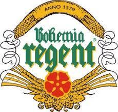 Bohemia Regent Premium Pale Lager beer Label Full Size
