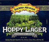 Sierra Nevada Hoppy Lager beer