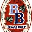 Baird Wabi-Sabi IPA beer