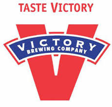 Victory 19th Anniversary beer Label Full Size