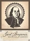 Saint Benjamin Little Peat beer