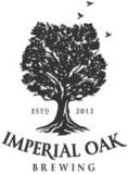 Imperial Oak Crank It Hop Centennial beer