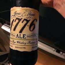 James E. Pepper 1776 American Brown Ale beer Label Full Size
