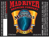 Mad River Serious Madness beer
