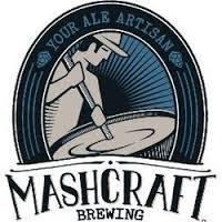 MashCraft Gold beer Label Full Size