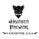 Heathen Grim Imperial CDA beer