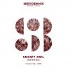 Sketchbook Snowy Owl Beer