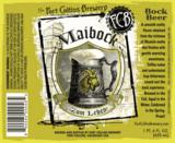 Fort Collins Maibock beer
