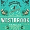 Westbrook Chocolate Almond Imperial Stout beer