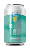 Half Full Pursuit IPA beer
