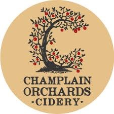 Champlain Orchards Classic Cider beer Label Full Size